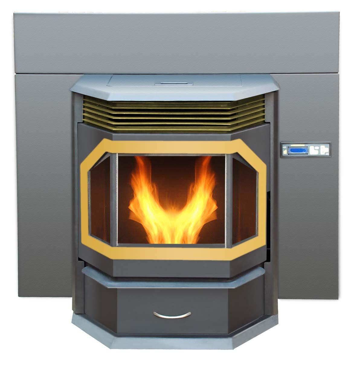 pinnacle multi fuel corn stove. Black Bedroom Furniture Sets. Home Design Ideas